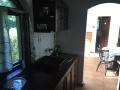 Kuchyně a hala